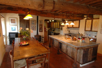 One Of The Joys A Self Catering Tuscan Farmhouse Holiday Stay Is Shopping For Your Food In Nearby Villages And Towns